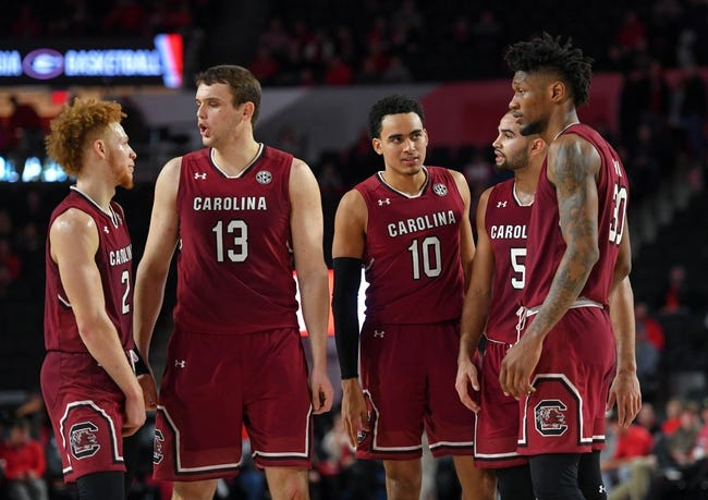 South Carolina vs. Georgia - 2/21/18 College Basketball Pick, Odds, and Prediction