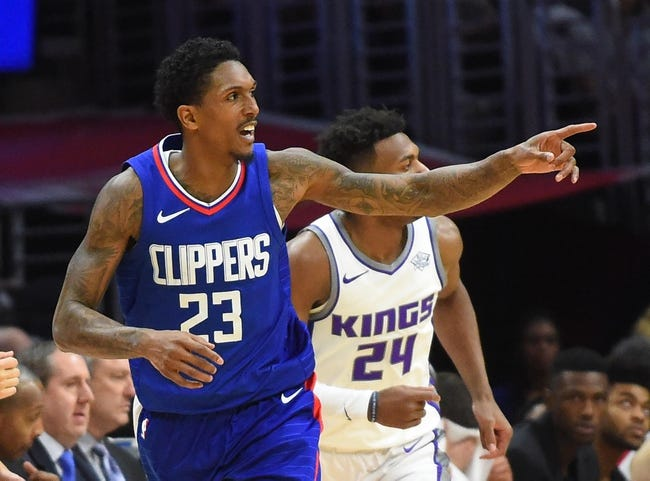 Sacramento Kings vs. Los Angeles Clippers - 11/29/18 NBA Pick, Odds, and Prediction