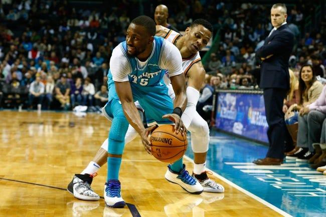 Charlotte Hornets vs. Oklahoma City Thunder - 11/1/18 NBA Pick, Odds, and Prediction