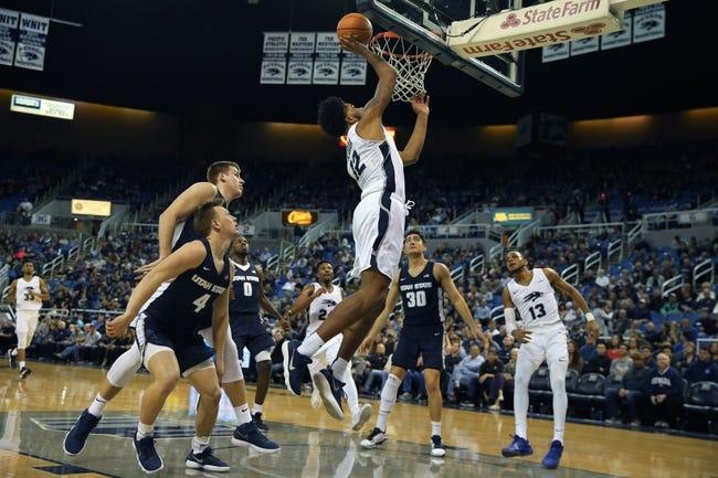 NCAA BB | Nevada at Utah State