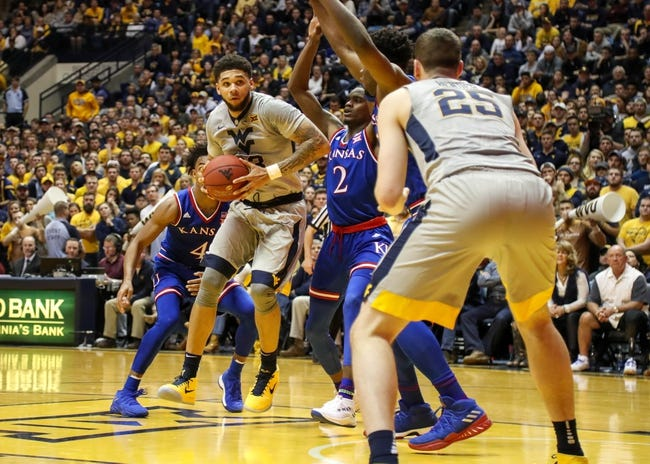 Kansas vs. West Virginia - 2/17/18 College Basketball Pick, Odds, and Prediction