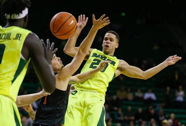 Oklahoma State vs. Baylor - 2/6/18 College Basketball Pick, Odds, and Prediction