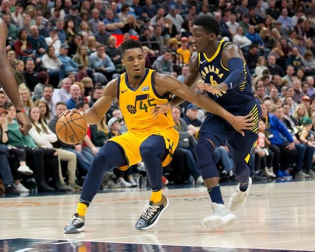 Indiana Pacers vs. Utah Jazz - 3/7/18 NBA Pick, Odds, and Prediction