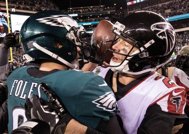 Philadelphia Eagles vs. Atlanta Falcons - 9/6/18 NFL Pick, Odds, and Prediction