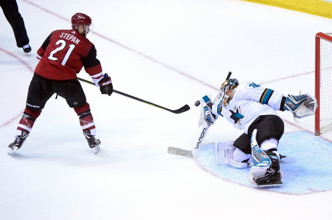 San Jose Sharks vs. Arizona Coyotes - 2/13/18 NHL Pick, Odds, and Prediction