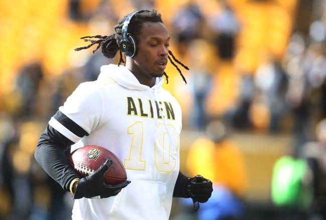Fantasy Football 2018: WR Martavis Bryant To Oakland Raiders - Impact & Reaction