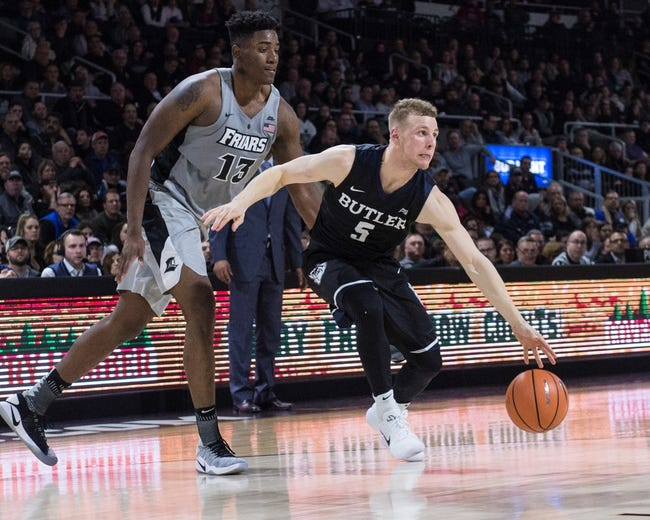 Butler vs. Providence - 2/17/18 College Basketball Pick, Odds, and Prediction