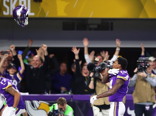 Minnesota Vikings vs. New Orleans Saints - 10/28/18 NFL Pick, Odds, and Prediction