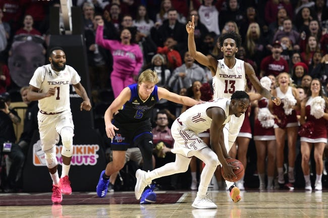 Tulsa vs. Temple - 3/4/18 College Basketball Pick, Odds, and Prediction