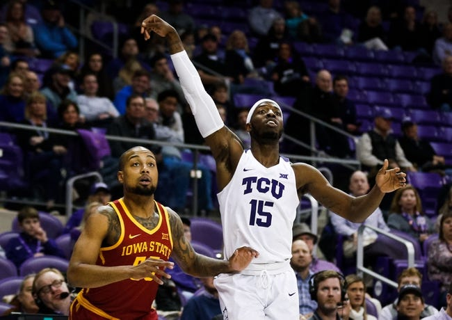 Iowa State vs. TCU - 2/21/18 College Basketball Pick, Odds, and Prediction