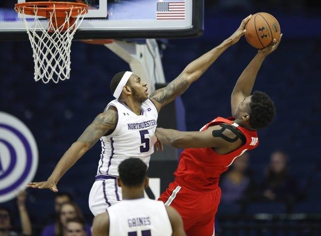 NCAA BB | Northwestern at Ohio State