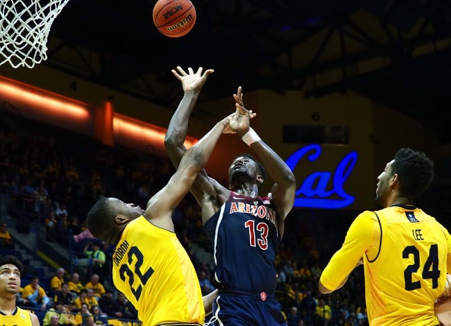Arizona vs. California - 3/3/18 College Basketball Pick, Odds, and Prediction