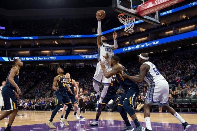 Sacramento Kings vs. Utah Jazz - 3/3/18 NBA Pick, Odds, and Prediction