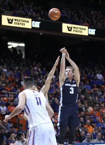 Utah State vs. Nevada - 2/17/18 College Basketball Pick, Odds, and Prediction