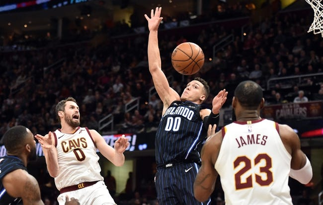 Orlando Magic vs. Cleveland Cavaliers - 2/6/18 NBA Pick, Odds, and Prediction