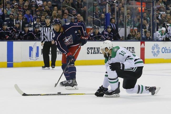 NHL | Dallas Stars (8-5-1) at Columbus Blue Jackets (7-6-1)