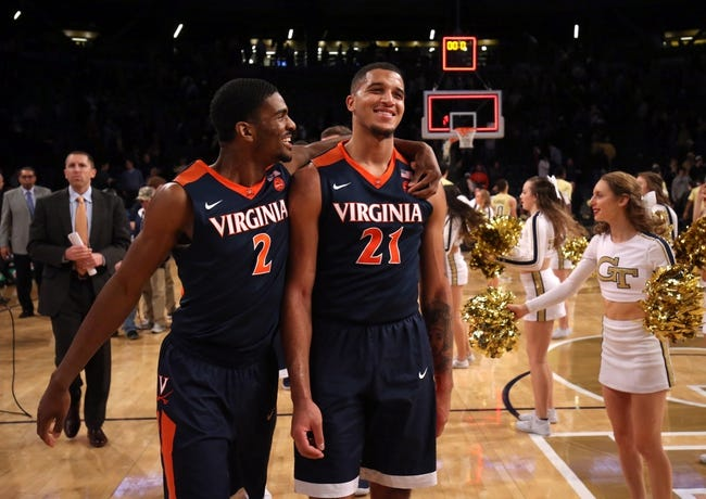 Virginia vs. Georgia Tech - 2/21/18 College Basketball Pick, Odds, and Prediction