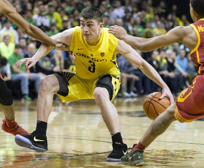USC vs. Oregon - 2/15/18 College Basketball Pick, Odds, and Prediction