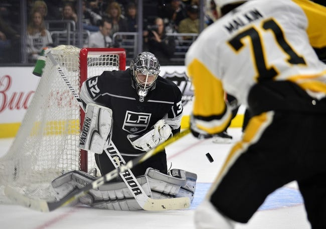 Pittsburgh Penguins vs. Los Angeles Kings - 2/15/18 NHL Pick, Odds, and Prediction