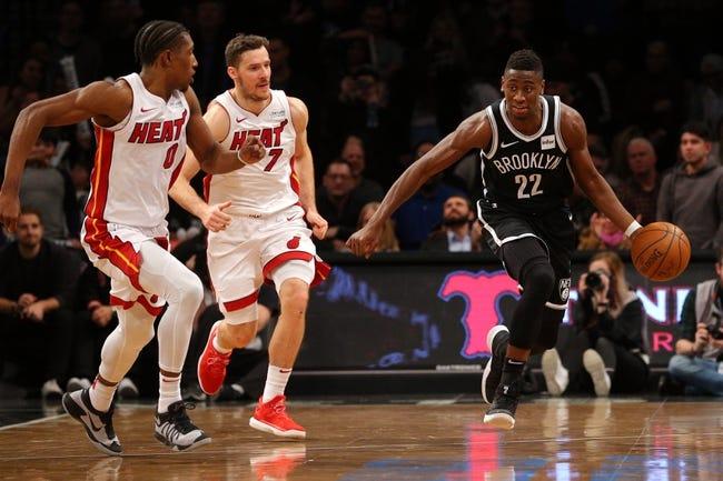Miami Heat vs. Brooklyn Nets - 3/31/18 NBA Pick, Odds, and Prediction