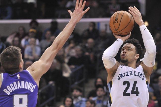 NBA | Sacramento Kings (0-0) at Memphis Grizzlies (21-57)