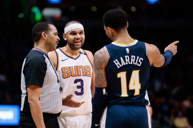 Phoenix Suns vs. Denver Nuggets - 2/10/18 NBA Pick, Odds, and Prediction