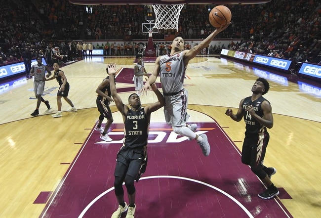 NCAA BB | Virginia Tech at Florida State