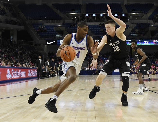 Butler vs. DePaul - 2/3/18 College Basketball Pick, Odds, and Prediction