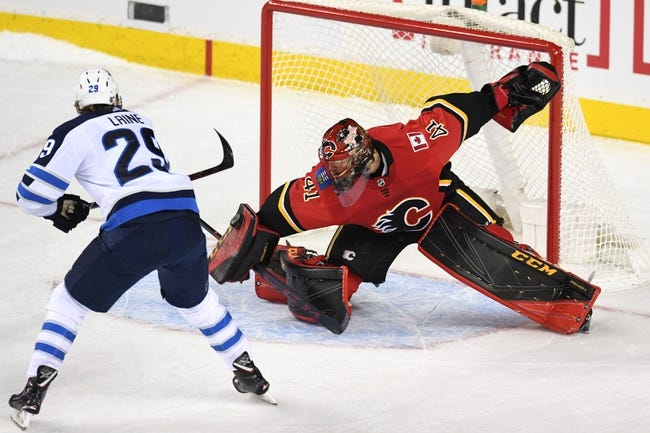 Winnipeg Jets vs. Calgary Flames - 4/5/18 NHL Pick, Odds, and Prediction