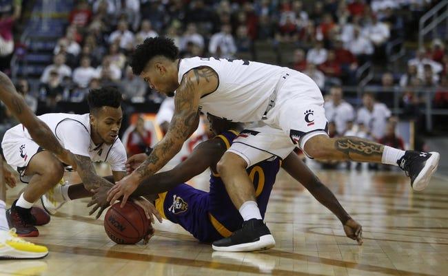 NCAA BB | East Carolina - Cincinnati
