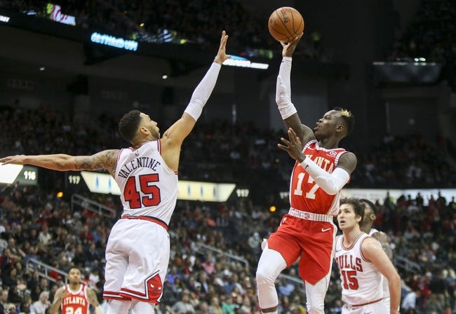 Atlanta Hawks vs. Chicago Bulls - 3/11/18 NBA Pick, Odds, and Prediction