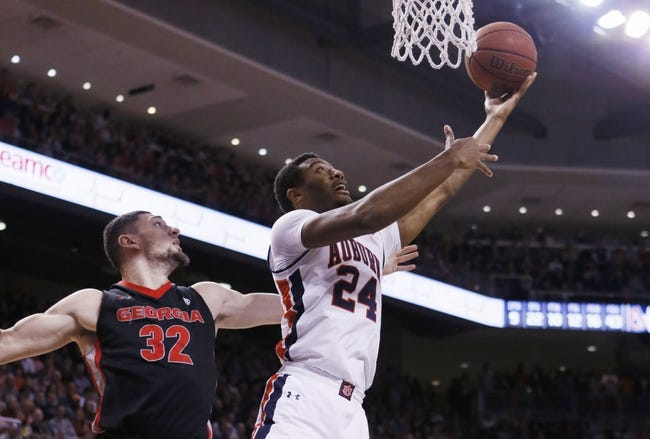 Georgia vs. Auburn - 2/10/18 College Basketball Pick, Odds, and Prediction