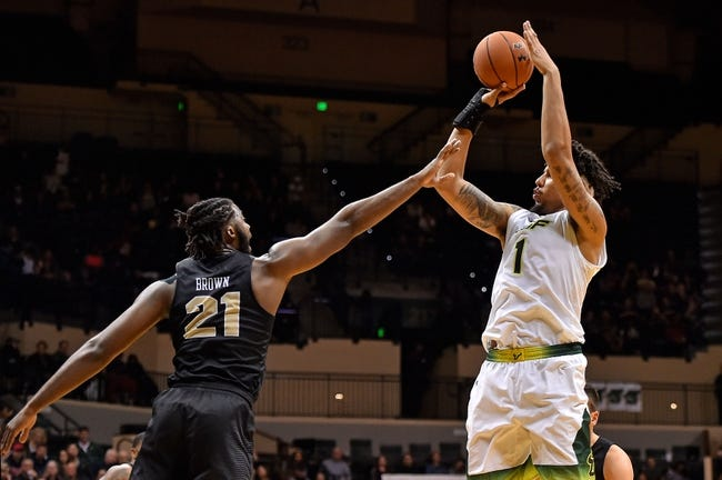 Central Florida vs. South Florida - 2/14/18 College Basketball Pick, Odds, and Prediction