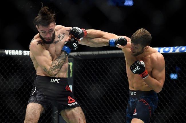 Renato Moicano vs. Calvin Kattar UFC 223 Pick, Preview, Odds, Prediction - 4/7/18