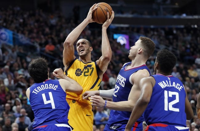 Utah Jazz vs. Los Angeles Clippers - 4/5/18 NBA Pick, Odds, and Prediction