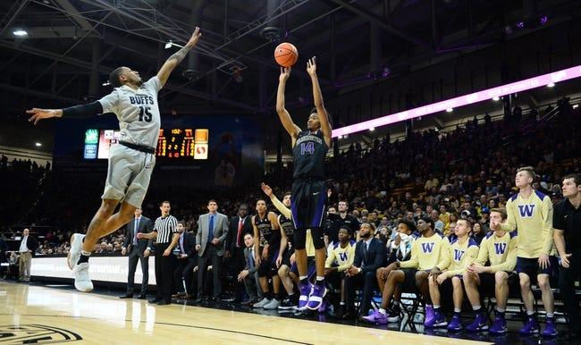 Washington vs. Colorado - 2/17/18 College Basketball Pick, Odds, and Prediction