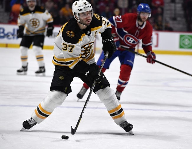 Boston Bruins vs. Montreal Canadiens - 3/3/18 NHL Pick, Odds, and Prediction