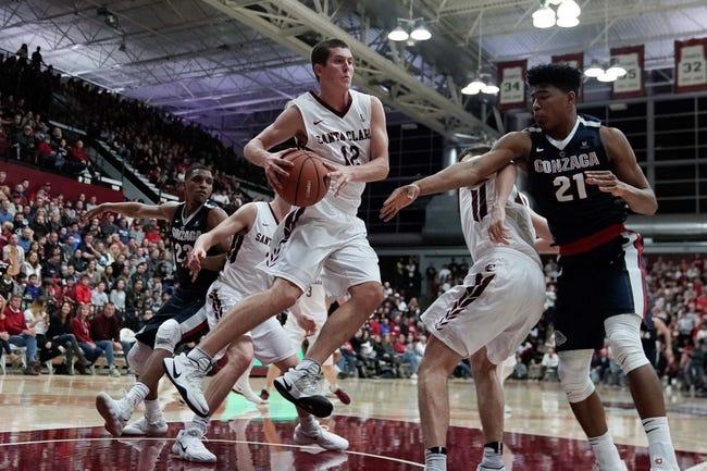 Pacific vs. Santa Clara - 2/17/18 College Basketball Pick, Odds, and Prediction