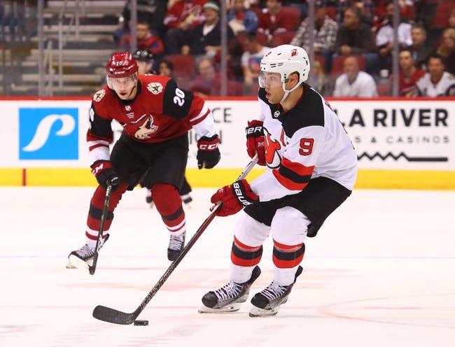 NHL | Arizona Coyotes - New Jersey Devils