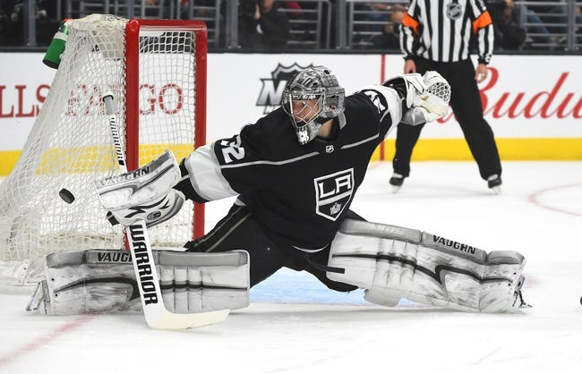Los Angeles Kings vs. New York Rangers - 10/28/18 NHL Pick, Odds, and Prediction