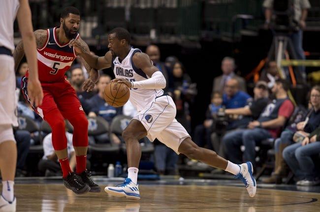 Dallas Mavericks vs. Washington Wizards - 11/6/18 NBA Pick, Odds, and Prediction