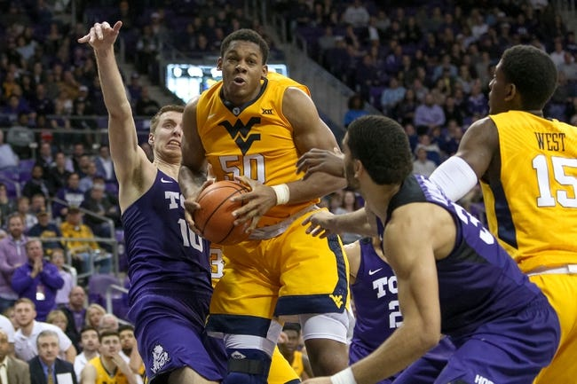 West Virginia vs. TCU - 2/12/18 College Basketball Pick, Odds, and Prediction
