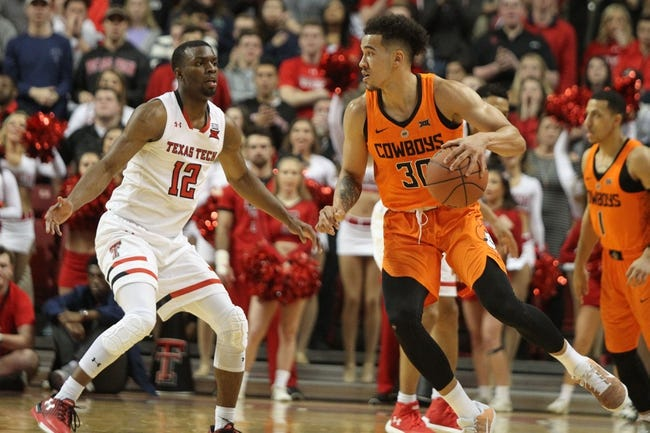 Oklahoma State vs. Texas Tech - 2/21/18 College Basketball Pick, Odds, and Prediction
