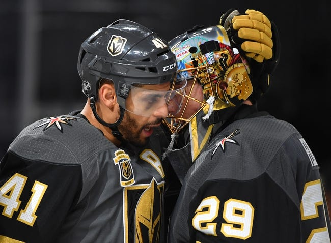 Columbus Blue Jackets vs. Vegas Golden Knights - 3/6/18 NHL Pick, Odds, and Prediction