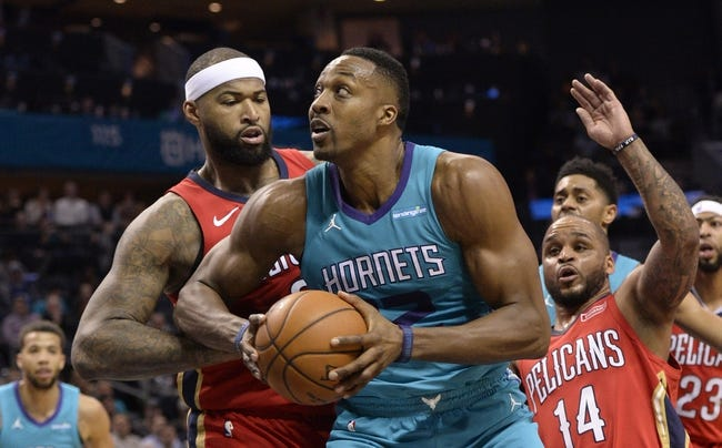 NBA | Charlotte Hornets (29-38) at New Orleans Pelicans (38-28)