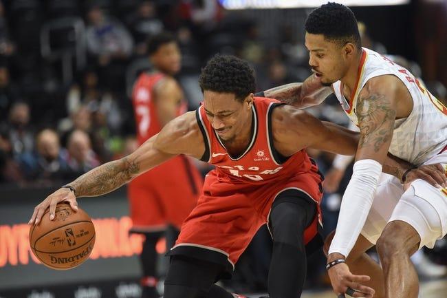 Toronto Raptors vs. Atlanta Hawks - 3/6/18 NBA Pick, Odds, and Prediction