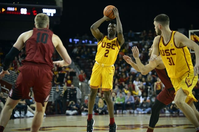 NCAA BB | Stanford at USC