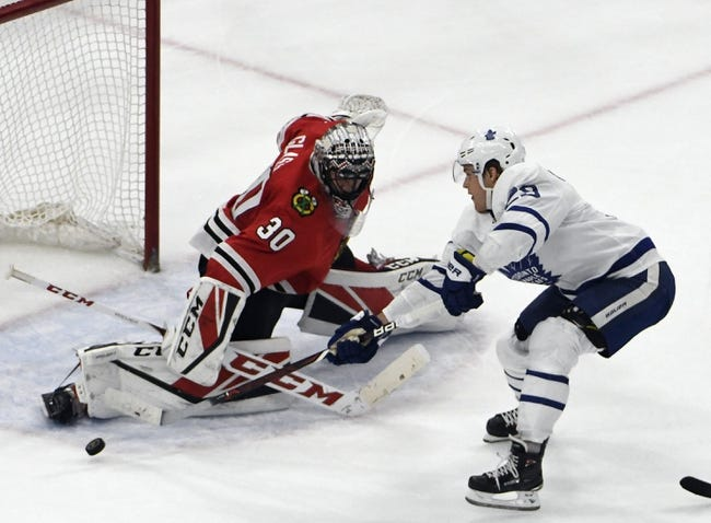 NHL | Toronto Maple Leafs (1-1-0) at Chicago Blackhawks (2-0-0)