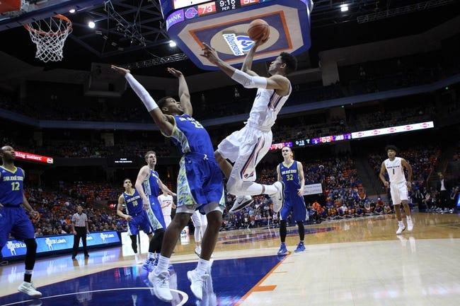 NCAA BB | Boise State at San Jose State