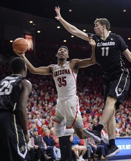 Arizona vs. Colorado - 3/8/18 College Basketball Pick, Odds, and Prediction
